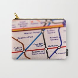 Going (London) Underground Carry-All Pouch