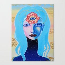 Awake in a Dream Canvas Print