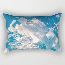 cloudsjumble Rectangular Pillow