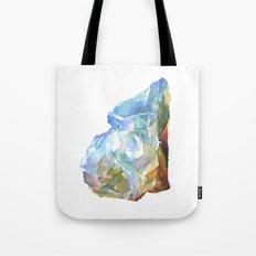 Raw Opal Tote Bag
