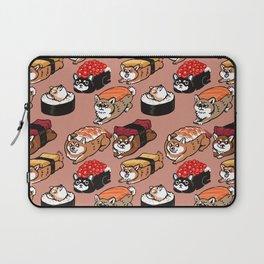 Sushi Shiba Inu Laptop Sleeve