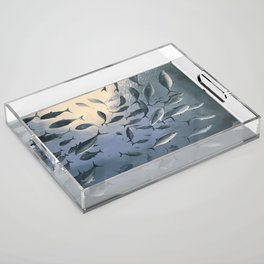 School of Fish 2 Acrylic Tray