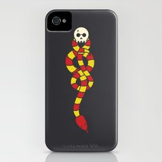 The Scarf Mark iPhone (4, 4s) Slim Case