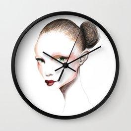 Love Girls - Ballet Wall Clock