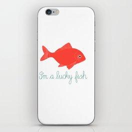 Lucky Fish iPhone Skin