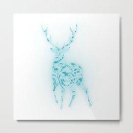 Stag - Patronus - Expecto Patronum Metal Print