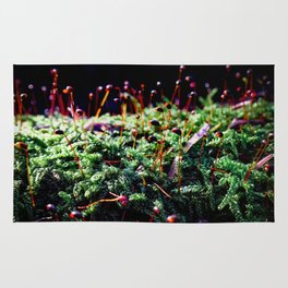 Sparkle Spores Rug