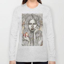 Bad Snow White Long Sleeve T-shirt