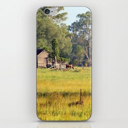 Life on the Land iPhone Skin