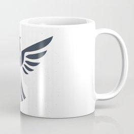 Mountain Eagle Silhouette Animal Coffee Mug