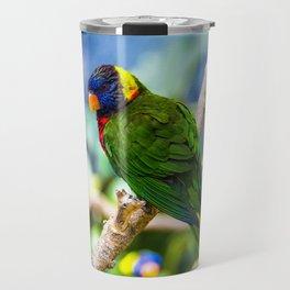 Lorikeet Travel Mug