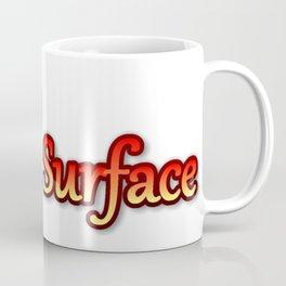 Scratching TheSurface Logo Coffee Mug