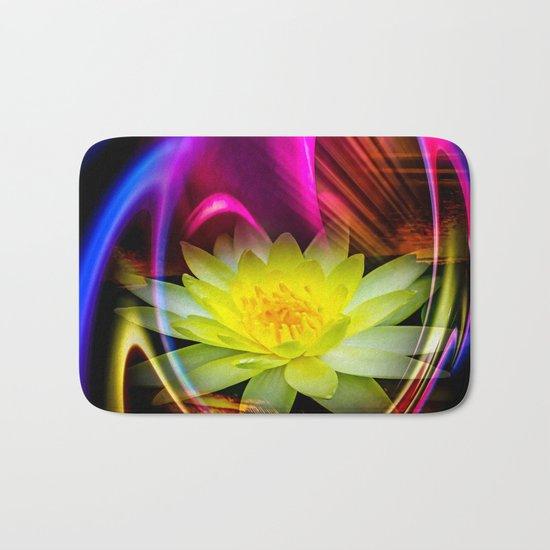 Flower Magic -Water lily Bath Mat