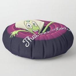 That's All Clods! Floor Pillow