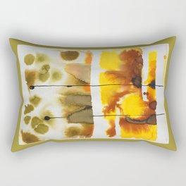 Dubious Rectangular Pillow