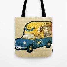 PEPISANG Banana Mobil Tote Bag
