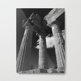 The Valley of the Temples, Agrigento, Italy Metal Print