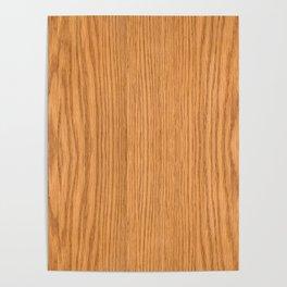Wood Grain 4 Poster
