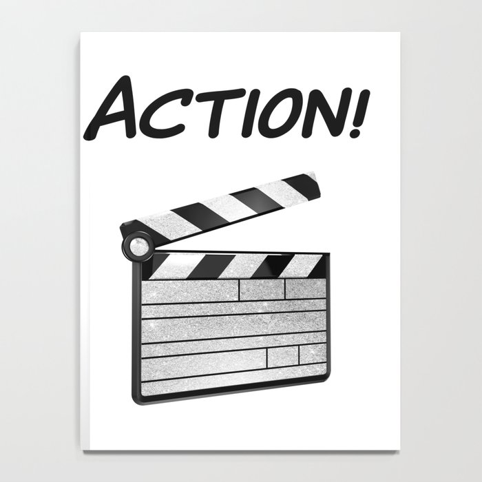 Action! Notebook