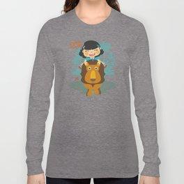 J'adore l'aventure Long Sleeve T-shirt