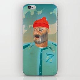 Steve Z. iPhone Skin