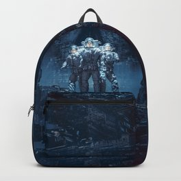 Planet of Doom Backpack