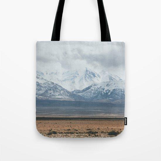 Atlas Mountains Tote Bag