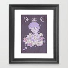 queensberry Framed Art Print