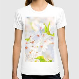 flower photography by Evelyn T-shirt
