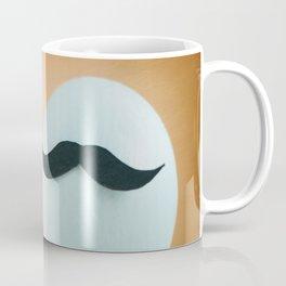 Keep Calm & Grow A Mustache Coffee Mug