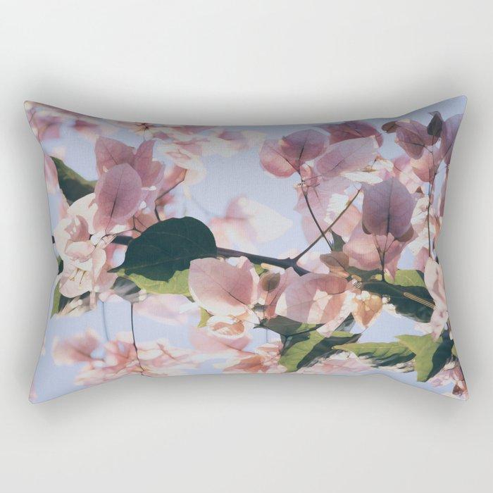 Play of Light Rectangular Pillow