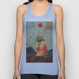 Antarctic Broadcast Unisex Tank Top
