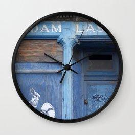 Beldam Lasar Leith Edinburgh Wall Clock