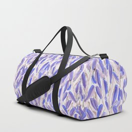 Growth Violet Duffle Bag