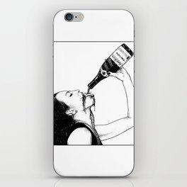 asc 560 - La bouteille (My friend Aloxe) iPhone Skin