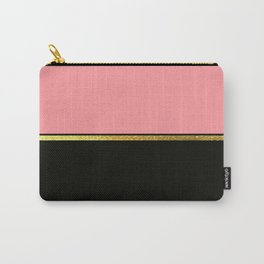 Minimalist Spring Carry-All Pouch