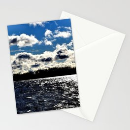 Water   Lake Ontario   Landscape   Toronto   Nadia Bonello Stationery Cards