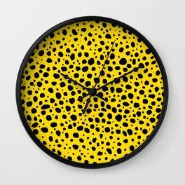 Banana Animal Wall Clock