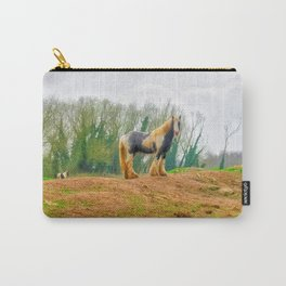 Gypsy Horse Carry-All Pouch