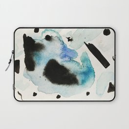 Watercolor abstract patterns that do not exist.Actually there are many color patterns.No.51 Laptop Sleeve