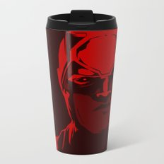 Without Fear Metal Travel Mug