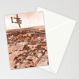 Normandy 1944, Lockheed P-38 Lightning Stationery Cards