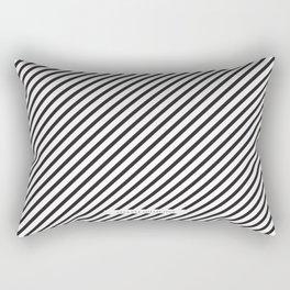 Candy Stripes Rectangular Pillow
