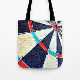 Dartboard Tote Bag