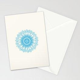 Nautical Daisy Stationery Cards