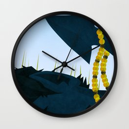 Wagner's Tail Wall Clock