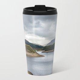 Lakes in Scotland Travel Mug