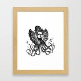 Killa' Queen Framed Art Print