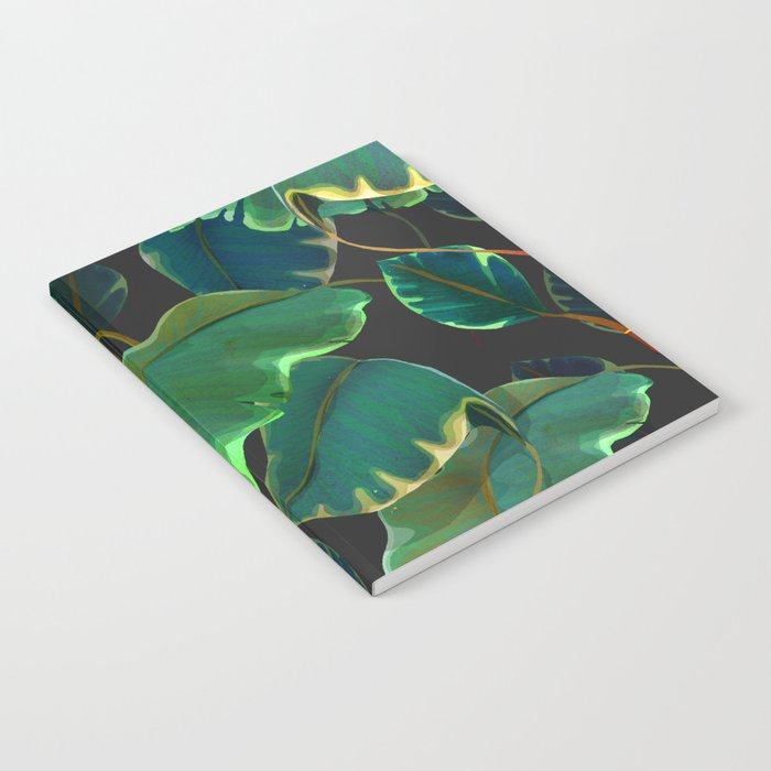 floating leaves Notebook