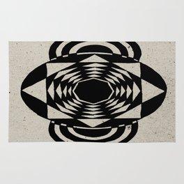 Octagonal Illusion Rug